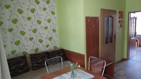 Apartament na parterze - koloRowy-park.