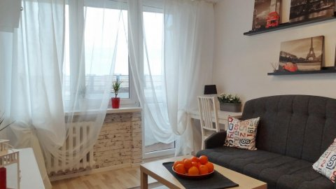 Piastowska Apartments Possession