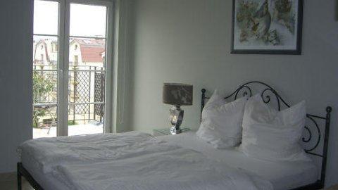 Regina Maris. Komfortowy apartament dla 1-2 osób 50 m od promenady, 150 od morza