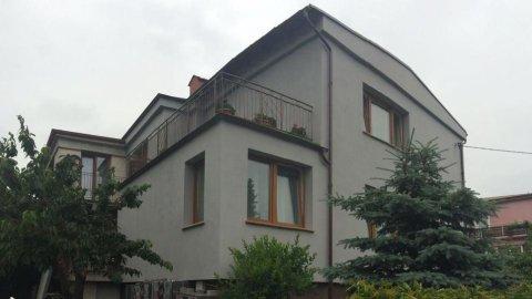 Piętro domu z balkonem dla 6-8 osób | 300 metrów do morza | Zaciszna okolica