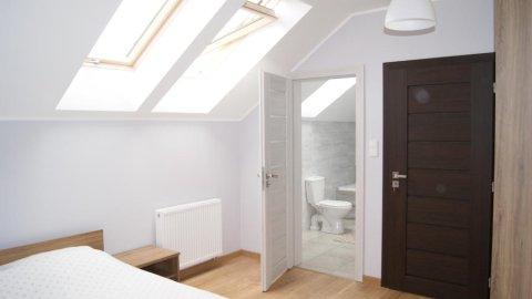 Kwatery Olech Łeba | pokoje z łazienkami | grill, altanka | rejsy wycieczkowe