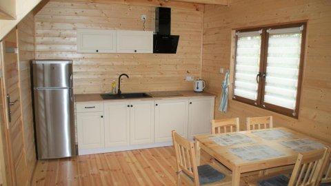 Domki drewniane i holenderskie