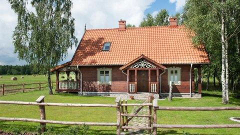 MAZURYchillout-piękny dom z bala