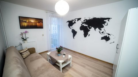 Apartament Baltic 26 | dla 6 osób | 7 min spacerem do plaży