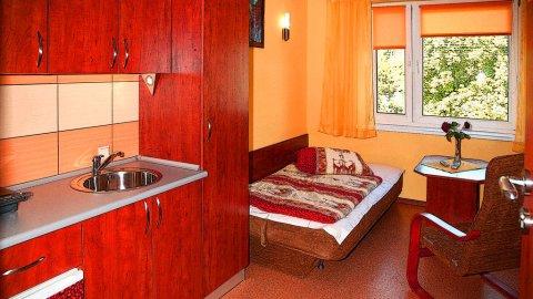Pokoje u Jagody | 150 metrów do morza