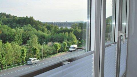 Apartament Solina z widokiem na zaporę