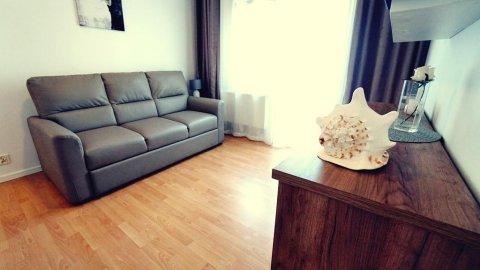 Apartamenty na Pięterku | Dom z widokiem na Jezioro Jamno