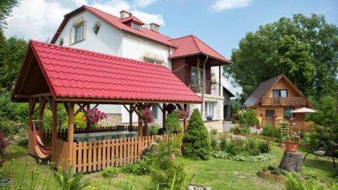 Domki letniskowe całoroczne u Miodków | Jura Krakowsko-Częstochowska