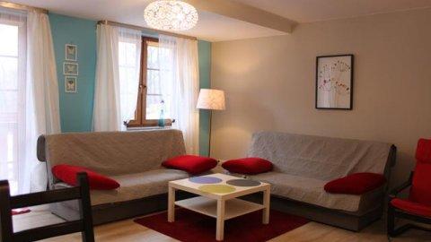 Apartamenty Motyle dla 2-6 osób