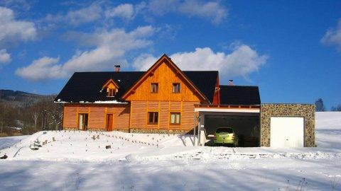 Domek Letniskowy Dolni Morava, sauna