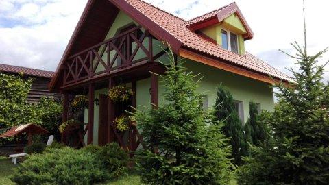Zielony Domek idealny dla rodzin