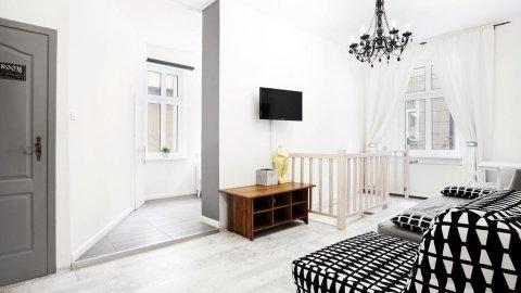Apartament Teatralny/Niebieska Weranda