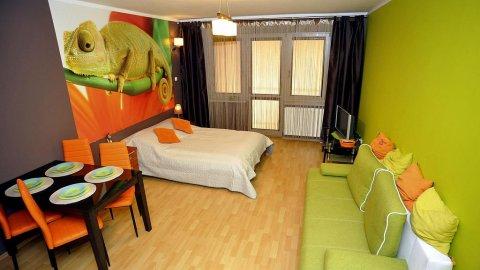 Apartament Kameleon w Parku Zdrojowym