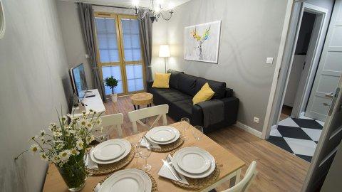 Apartament Lokum Podgórze
