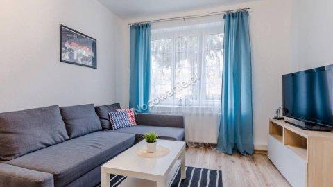 Apartament Sobieskiego Sopot | Trzy pokoje | Dla 6-10 osób