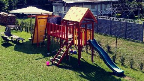 Apartamenty Wiktorii | ogród | plac zabaw