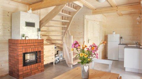 SZALEJÓWKA | Drewniany domek w sercu Kotliny Kłodzkiej