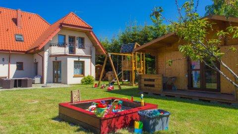 Villa Amber - domki i pokoje nad morzem