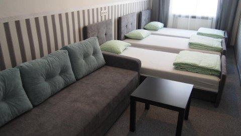Nasz Hostel znajduje się w samym centrum Krakowa,ok. 400 m.od Dworca Głównego.