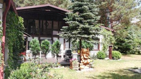 Rezydencja Jana  - Dom na wyłączność w sercu Kaszub z dala od zgiełku