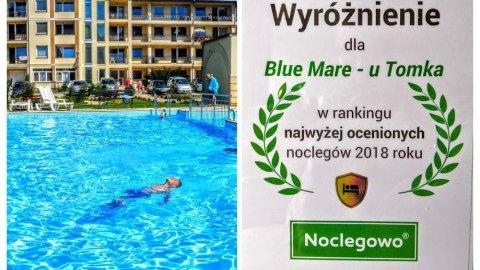 Rozliczam bony turystyczne, do morza 250 m, basen, parking, plac zab. stołówka