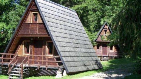 Osada Leśny Dwór | Rudawski Park Krajobrazowy | Domki i pokoje