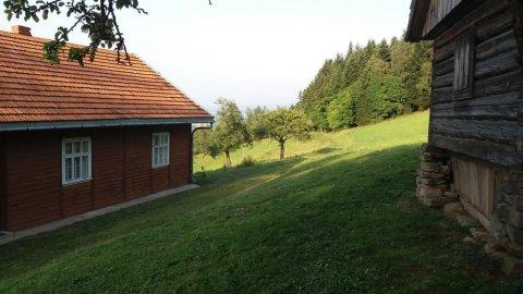 Chatka w Górach - z dala od zgiełku