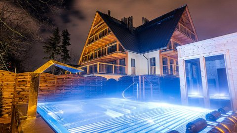 Apartamenty GoralPoleca  - W Centrum - Widokowe - Sauna - Basen - Plac Zabaw