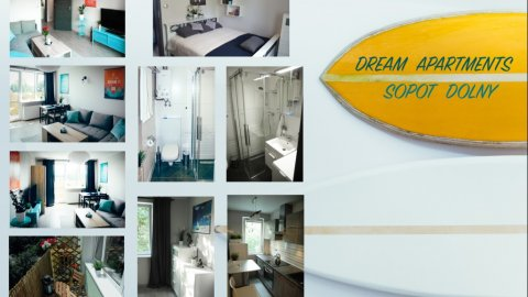 Sopot & Gdynia Dream Apartments
