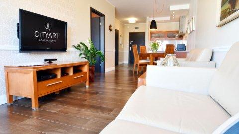 CityArt   Apartamenty Port Towarowa 100 metrów od morza