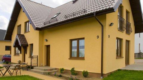 Family Homes - Sand Residence. Pokoje i apartamenty w spokojnej okolicy