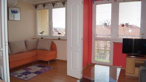 Apartament 36 | 150 m od morza | widok na deptak, morze, port