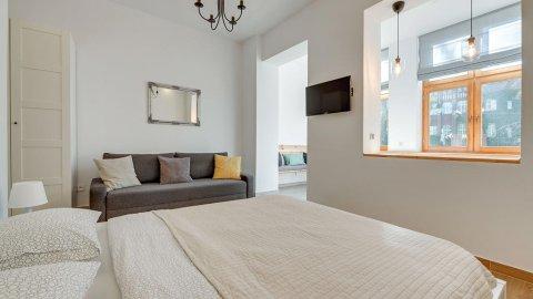 Apartamenty Joasia 10 m od plaży