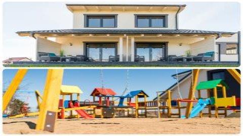 Domki Apartamentowe Kotwica Park