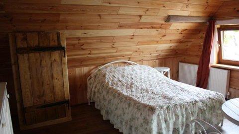 Agroturystyka Kaja | pokoje na Suwalszczyźnie - piękny ogród i sauna na miejscu