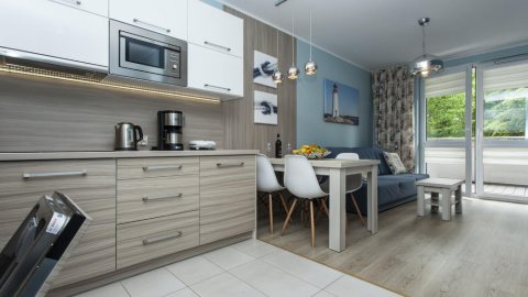 Apartamenty MUSZELKA 2