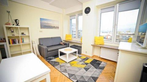 3M Apartment | z widokiem na panoramę miasta | 800 m od plaży