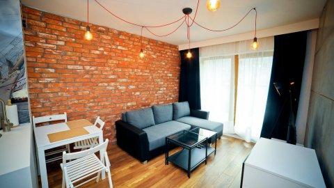 Apartament Batorego M2 | dla 4 osób | 7 min. spacerem do plaży