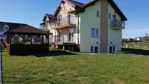 Willa Arkadia | pokoje z balkonami | z widokiem na morze | 200 m od centrum
