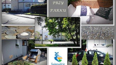 Przy Parku | Doskonała lokalizacja | Pokoje z łazienkami I Bezpiecznie
