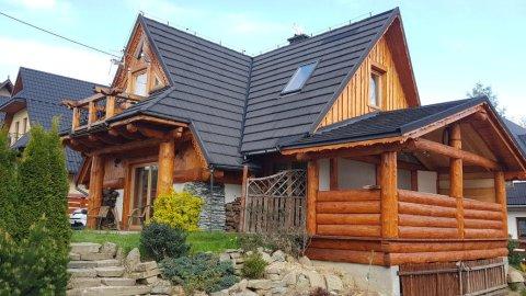 Majerczykówka 29a | Góralski domek z cudownym widokiem na Tatry