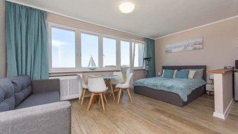 Apartament nadmorski,300 m plaża i morze