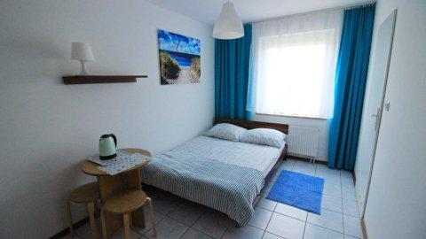 Willa Rafa. Komfortowe pokoje i domki nad morzem