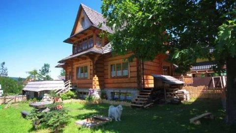 Domek pod Gwiazdami