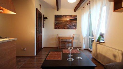 Willa Rambiert | 300m. od Zatoki Puckiej | komfortowe pokoje z aneksem kuchennym