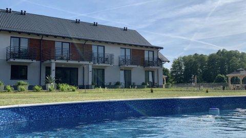Pokoje gościnne KAMERALNIE | Cisza, spokój, basen z podgrzewaną wodą