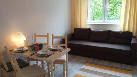 Apartament Morski | 3 pokojowe mieszkanie 500m od plaży