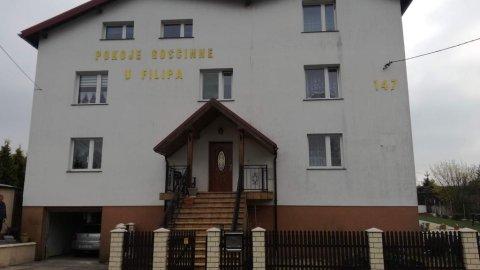 Pokoje Gościnne U Filipa Lubawka | u podnóża Gór Kruczych |