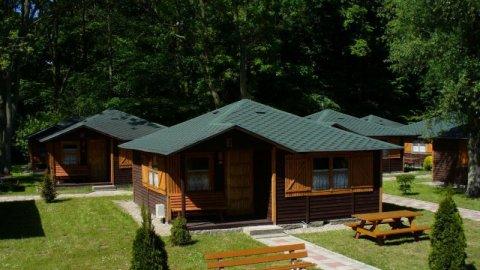 Camping Baltic - domki, pole namiotowe