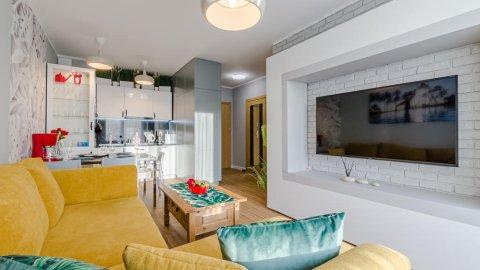 Apartament Władysławowo tylko 350 m do plaży wolne od 31.08.2020